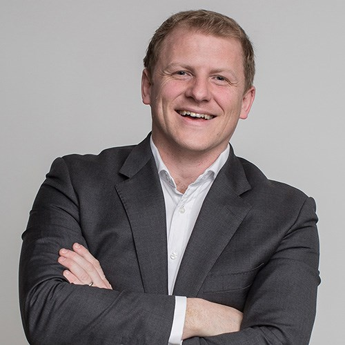 Gavin Foreman, Managing Director, Managed